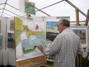 res-Painting at Childwickbury - 1 2016